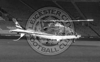 Leicester: Właściciel City zginął w katastrofie pod stadionem