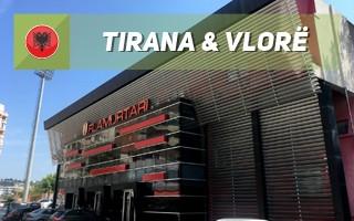 Nowe stadiony: KF Tirana i Flamurtari