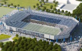 Berlin: Hertha podaje termin otwarcia nowego stadionu