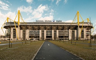 Dortmund: Niewielkie zmiany stadionu BVB przed Euro 2024