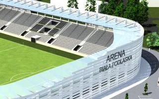 Biała Podlaska: Stadion najwcześniej w 2020 roku?