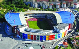 Portugalia: Stadion w Leirii będzie dokończony
