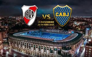 CONMEBOL: Historyczny finał Libertadores w Madrycie!