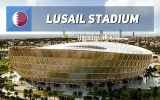 Nowy projekt: Narodowy stadion Kataru, czyli przepych