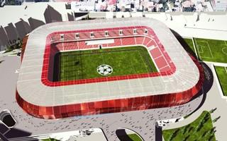 Bukareszt: Stadion Dinama mniejszy, później i gdzie indziej