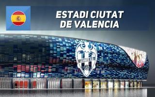 Nowy projekt: Stary-nowy stadion Levante