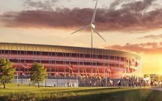 Belgia: Kolejny nowoczesny stadion na horyzoncie