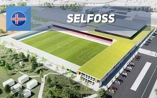 Nowy projekt: Wielki kompleks w małym Selfoss