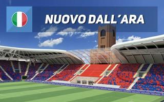 Nowy projekt: Nuovo Dall'Ara – historia i nowoczesność