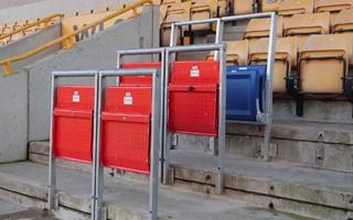 """Wolverhampton: """"Wilki"""" pierwsze instalują miejsca stojące"""