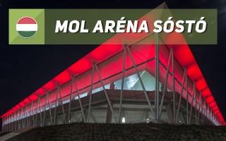 Nowy stadion: MOL Aréna Sóstó