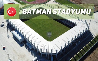 Nowy stadion: Batman nie taki mroczny