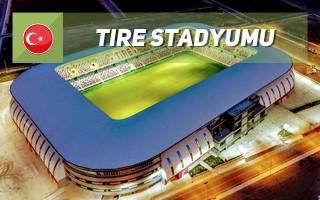 Nowy stadion: Międzynarodowy stadion, a tylko czwarta liga