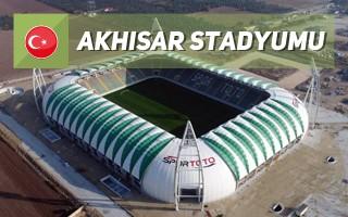 Nowy stadion: Liść oliwny z Akhisaru