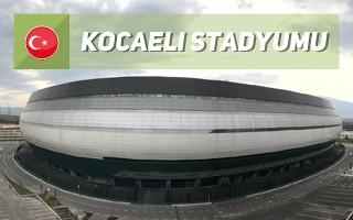 Nowy stadion: Kocaeli Stadyumu