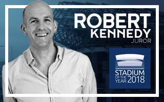 Stadium of the Year: Poznajcie Jurora – Robert Kennedy