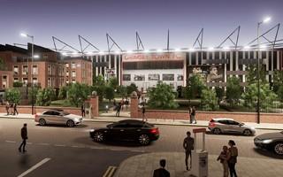Anglia: Nowa propozycja stadionu dla Grimsby Town