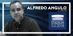 Stadium of the Year: Poznajcie Jurora – Alfredo Angulo