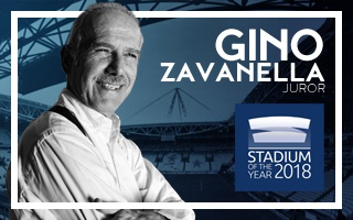 Stadium of the Year: Poznajcie Jurora – Gino Zavanella
