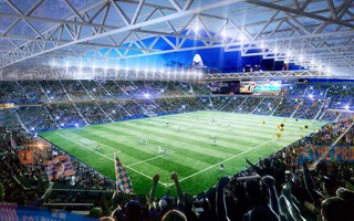 USA: Budowlańcy mogą wejść na stadion Cincinnati