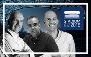 Stadium of the Year: Oto 10 finalistów Jury