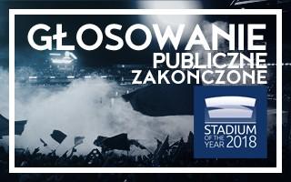 Stadium of the Year: Dziękujemy za 35 330 głosów!