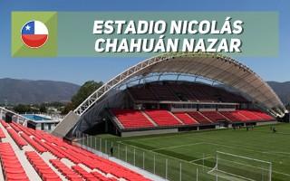 Nowy stadion: Małe jest piękne w La Calera