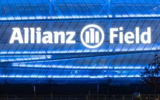 Minneapolis: Allianz Field oddany przez wykonawcę