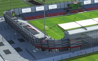 Częstochowa: Kto dokończy projekt stadionu?