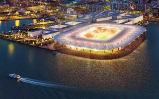 Nowa Zelandia: Podtopiony stadion jednak powstanie?