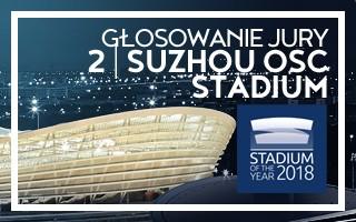Stadium of the Year: Głosowanie Jury – 2 | Suzhou OSC Stadium