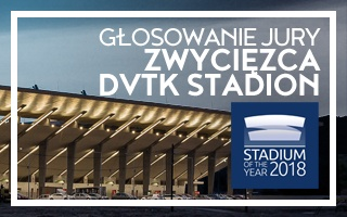 Stadium of the Year: Nagroda Jury – DVTK Stadion!