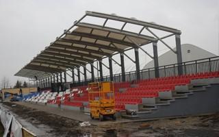 Sochaczew: Zupełnie nowy stadion przed końcem roku?