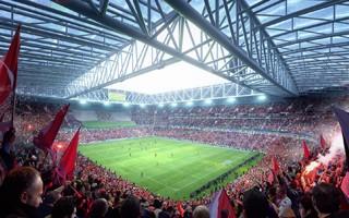 Rotterdam: Feyenoord przekłada otwarcie nowego stadionu