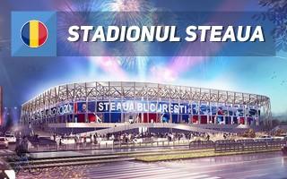 Nowy projekt: Cięcia na stadionie Steauy
