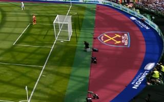 Londyn: Stadion West Hamu bardziej bordowy