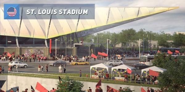 Nowy projekt: Drugie podejście w Saint Louis