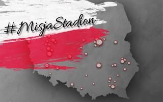 #MisjaStadion: Czas na drugą połowę
