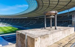 Berlin: Hertha grozi budową stadionu tymczasowego
