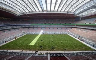 Katar 2022: Trzeci rekord w układaniu boiska