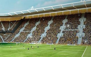 Wolverhampton: Sektor stojący i wielkie plany na Molineux