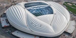 Nowy stadion: Katarska ikona otwarta!