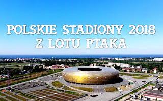 Polska: Stadionowa rewolucja z lotu ptaka