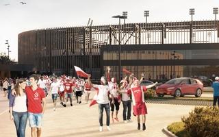Sosnowiec: Umowa podpisana, za 36 miesięcy będzie stadion