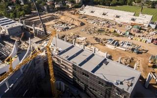 Radom: Przetarg na dokończenie stadionu przedłużony