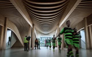 Anglia: Rada parafii zatopiła ekologiczny stadion
