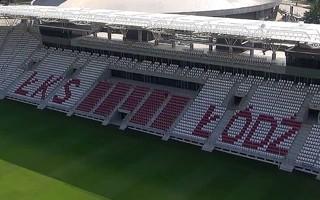 Łódź: Co z podgrzewaniem murawy na ŁKS?