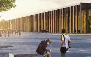 Katowice: Projekt powstaje, ale do budowy daleko