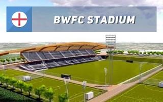 Nowy projekt: Pierwszy kobiecy stadion w Anglii?