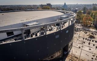 Radom: Są chętni na dokończenie hali i stadionu